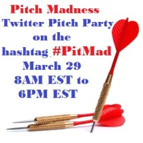 Give the Pitch Madness Twitter Party a try! You've got nothing to lose.